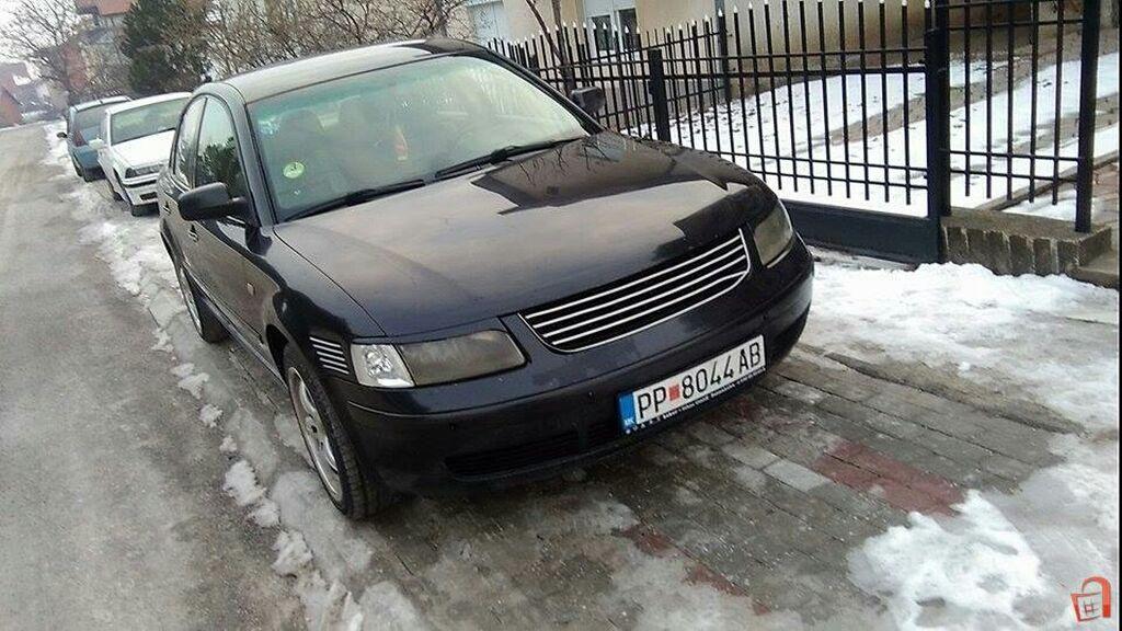 Volkswagen - Φλώρινα: Volkswagen Passat 1.9 l. 1996   364000 km
