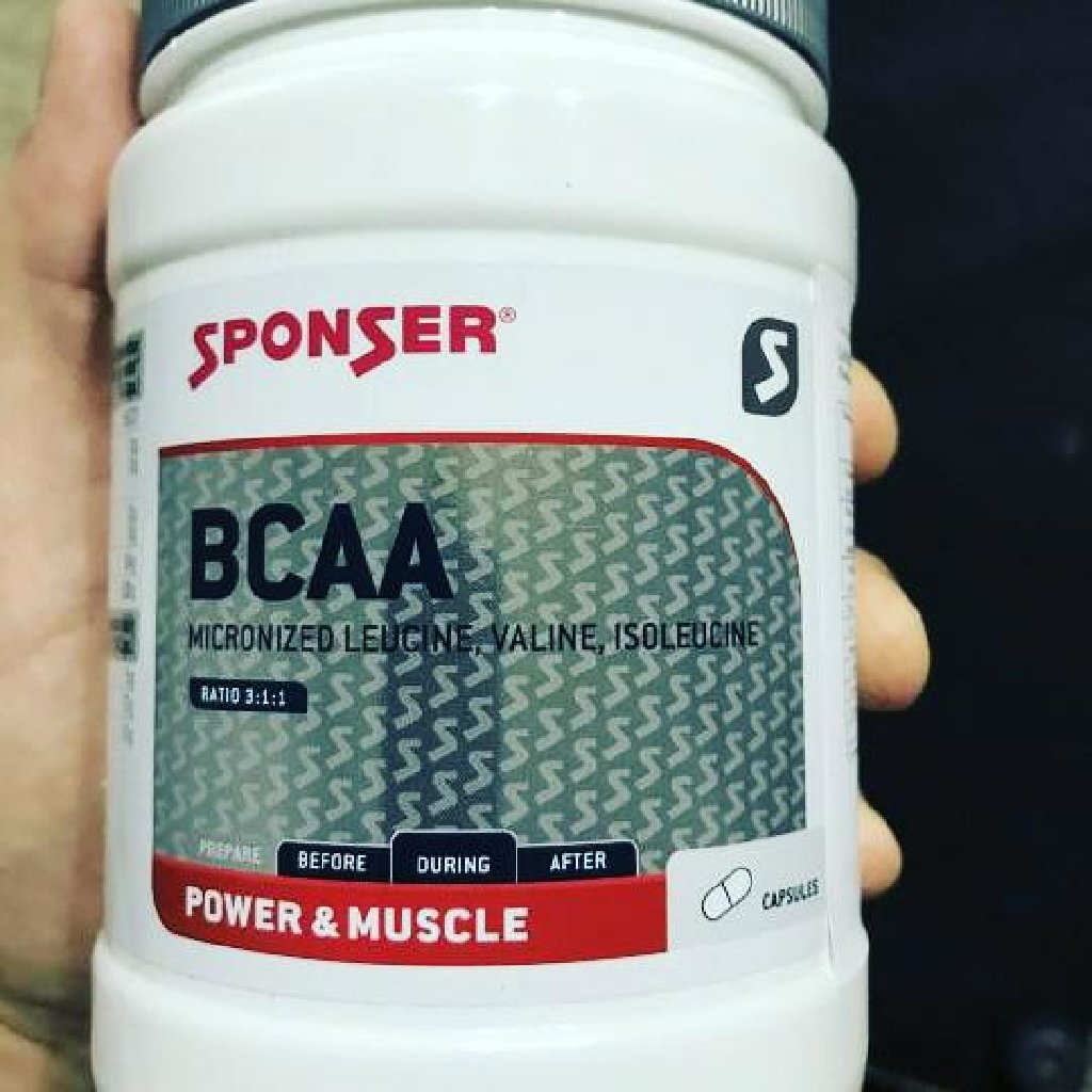 Bcaa sponser 350 капс