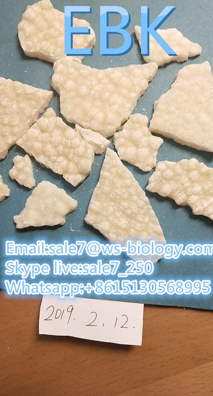 Hot sell Chinese ebk,bk,crystals,high purity and quality,best price. Photo 2