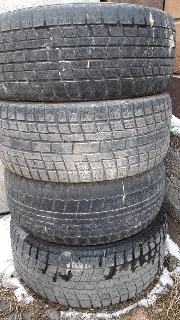 Шины 225×55 R 16 3000 сом в Бишкек