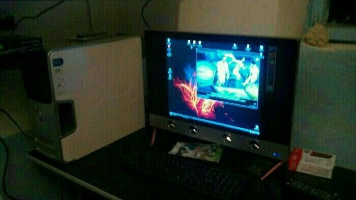 Компьютер в отличном состоянии монитор 24 дюйма Плюс ТВ. Photo 2