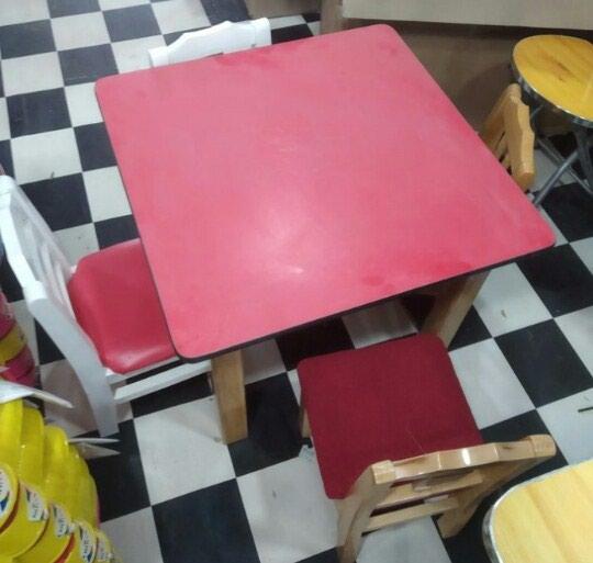 Uwaq stol stulu catdirilma var. Photo 0