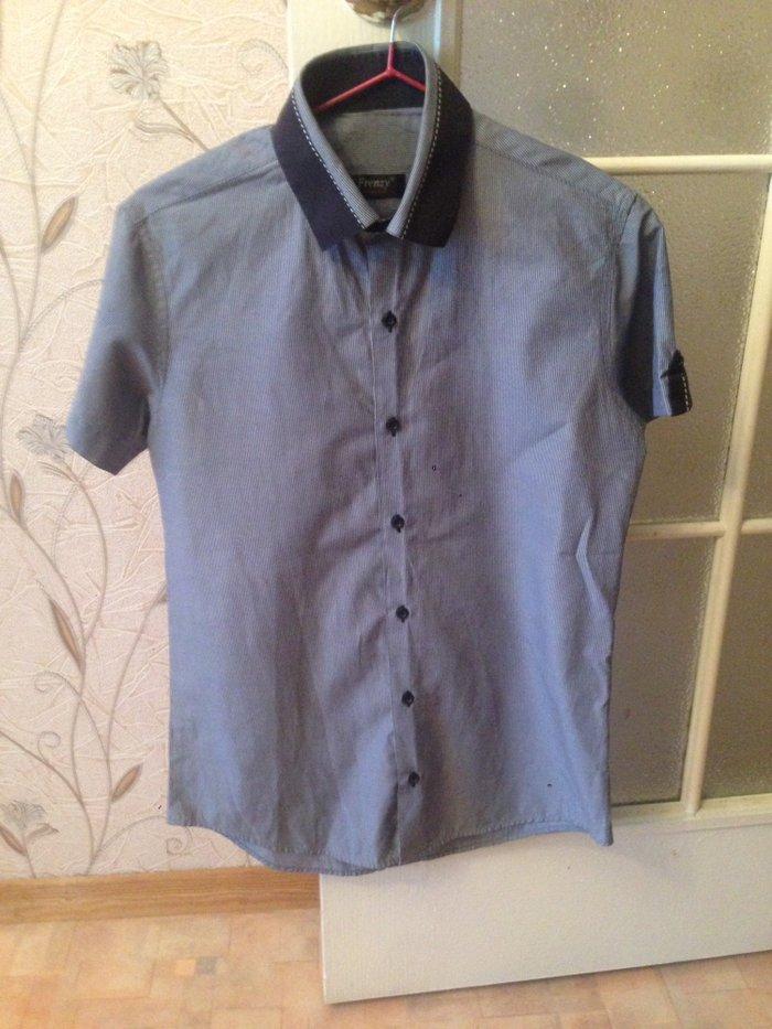 3981759d4a9b5d6 Рубашка подростковый размер 42-44 за 100 KGS в Бишкеке: Мужские ...