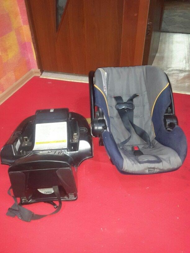 Детское автомобильное кресло от 0 до 1.6 - 2 лет, торг ! в Лебединовка