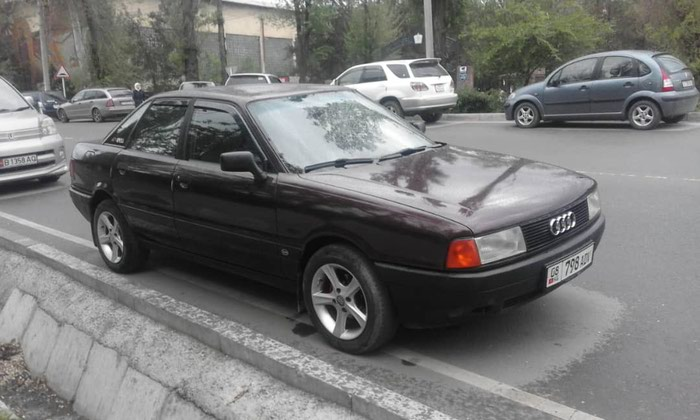 Audi 1992. Photo 8