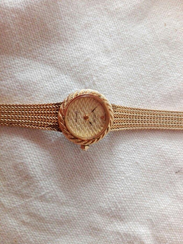 Γυναικειο ρολόι κόσμημα επίχρυσο Oscar σε Υπόλοιπο Πειραιά