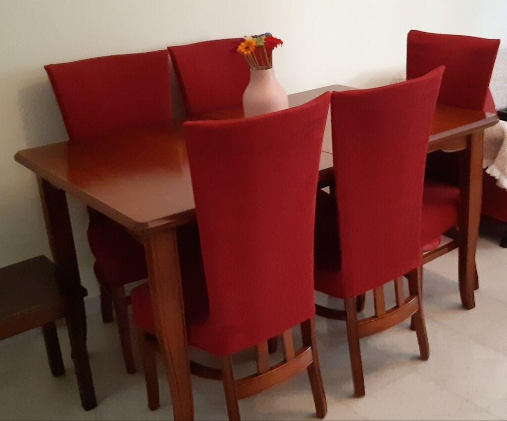 Έπιπλα από μασίφ ξύλο οξιάς πωλούνται (καναπές 3θ+2θ μαζί με σετ τραπεζαρία-4καρέκλες, συρταριέρα, γραφείο αντίκα) συν τραπεζάκι σαλονιού, έπιπλο tv και δώρο καλύμματα για τους καναπέδες και τις καρέκλες