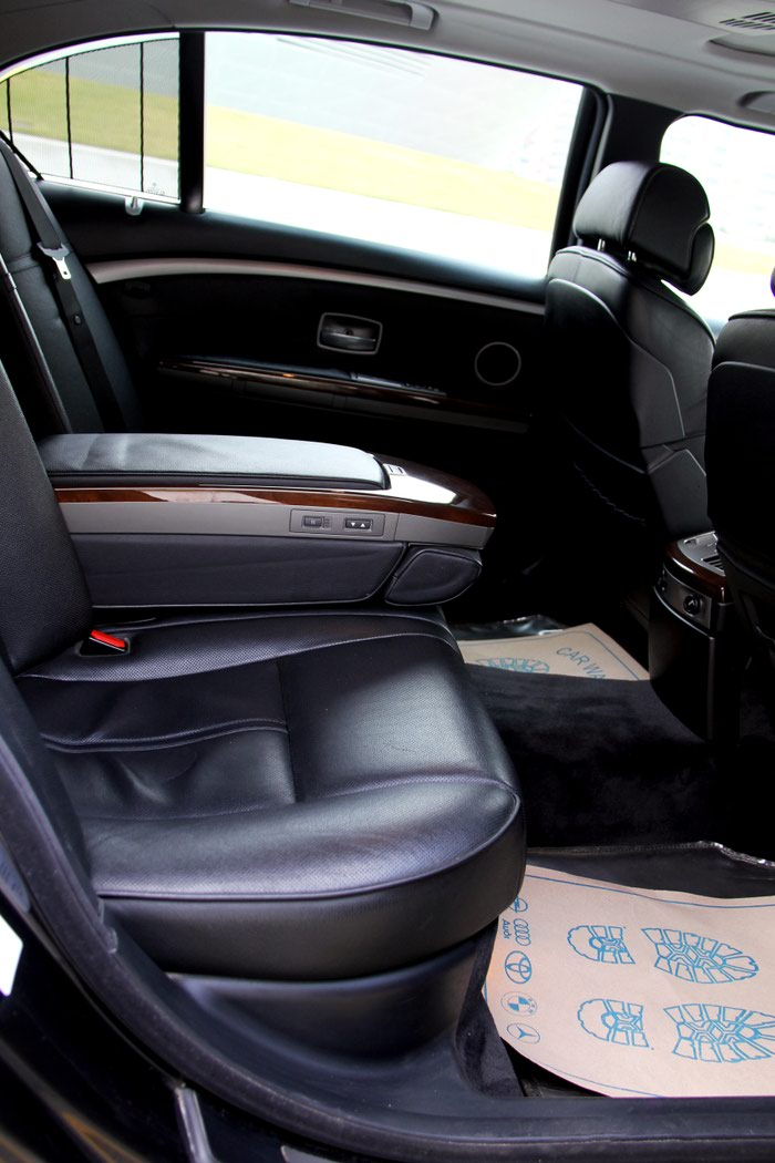 BMW 7 series 2006. Photo 4