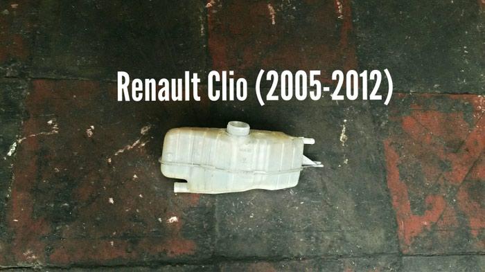 Renault Clio Antifriz Baçoku. Photo 0