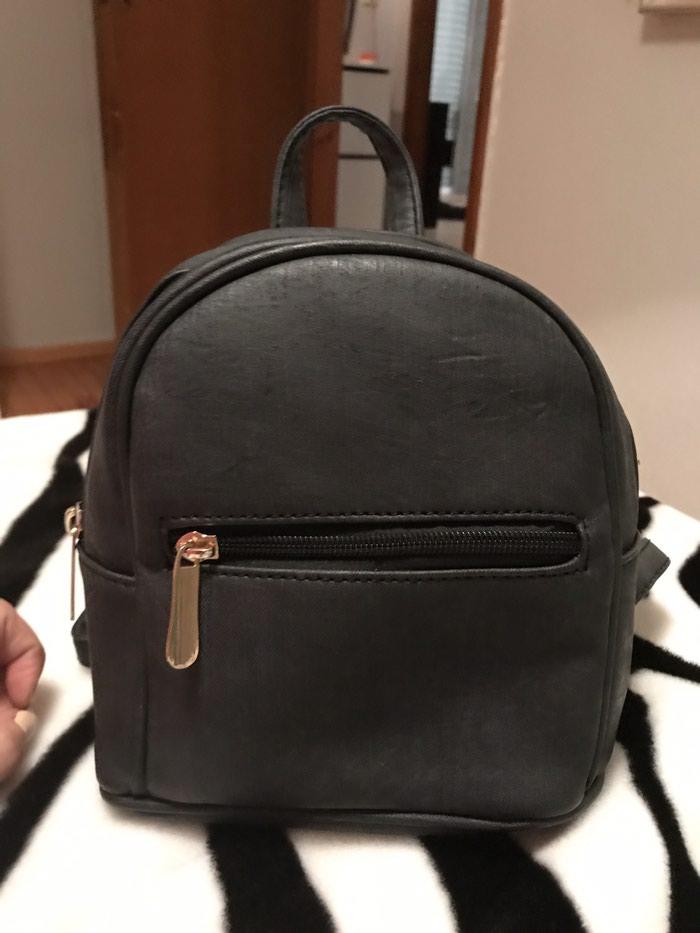 Mini backpack . Photo 0