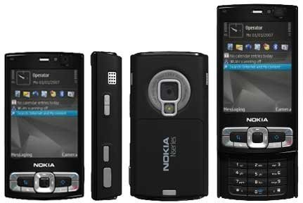 Nokia n 95 8gb. Photo 0