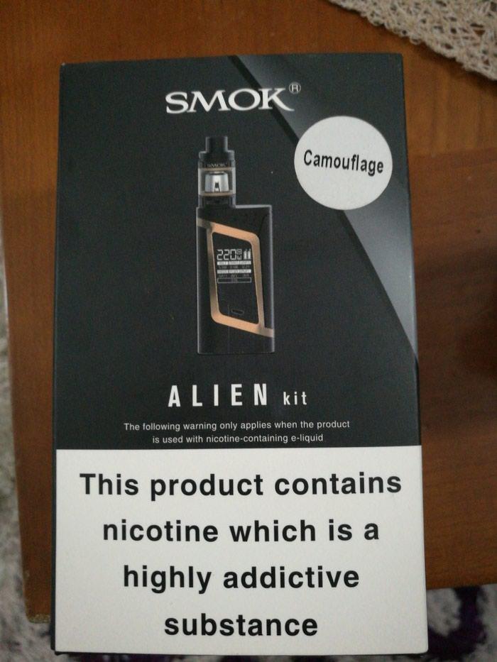 Smok alien kit new. Photo 0