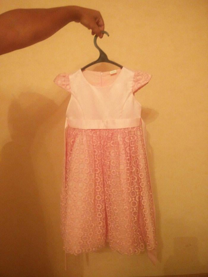 Продаю детское платье на 7-8 лет. Производство Турция. за 500 KGS в ... 650393be2d209