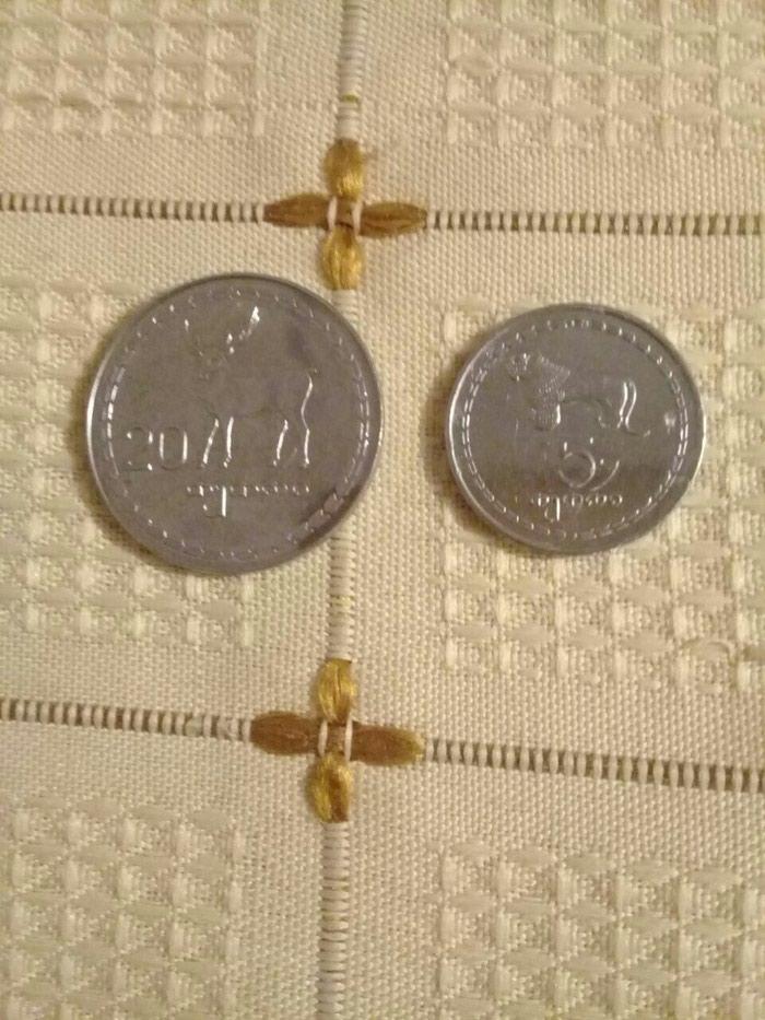 Bakı şəhərində Для коллекций монеты Грузии
