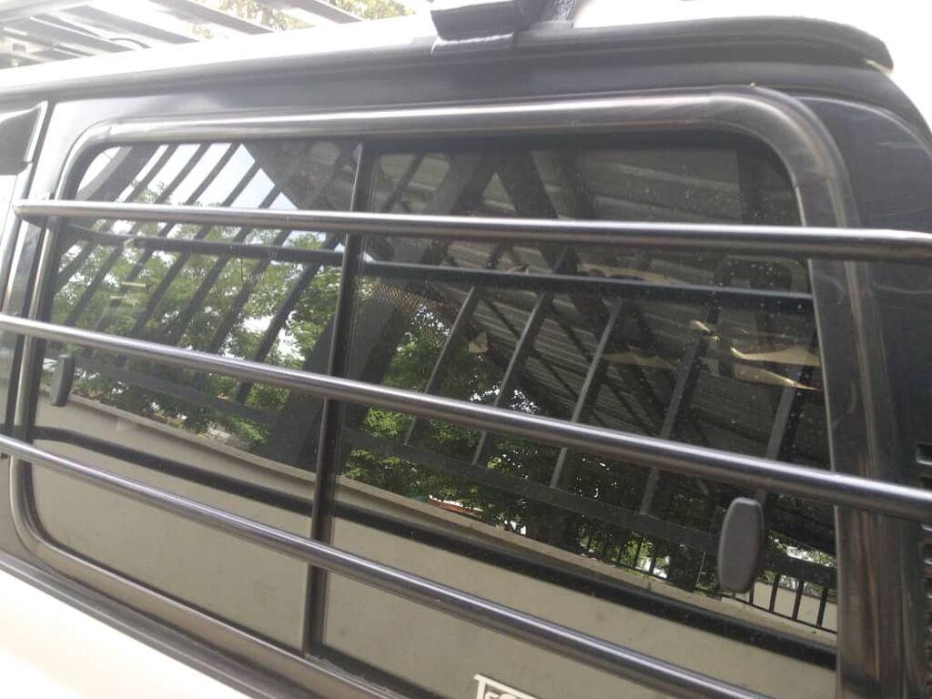 Toyota Land Cruiser 80 стекло заднее левое сдвижное кузовное, Тойота: Toyota Land Cruiser 80 стекло заднее левое сдвижное кузовное, Тойота
