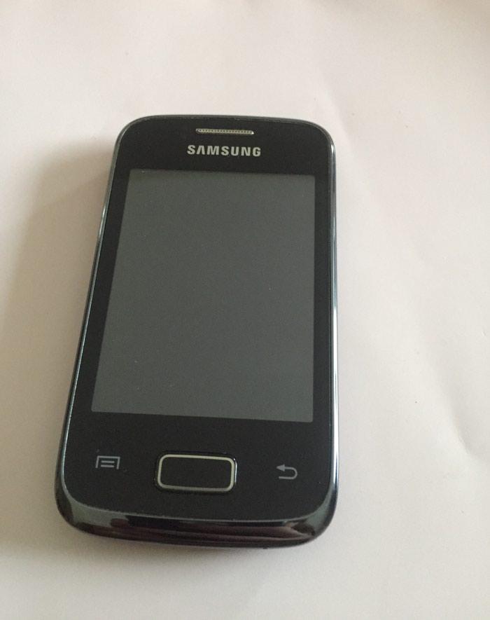 Samsung galaxy Y duos-λειτουργεί κανονικά- δίκαρτο. Photo 4