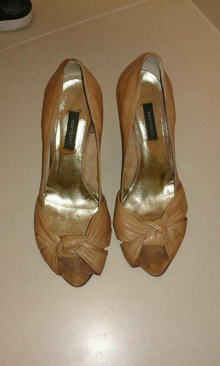 Original kožne navyboot ženske kvalitetne i zanimljive sandale, broj 3 - Kragujevac
