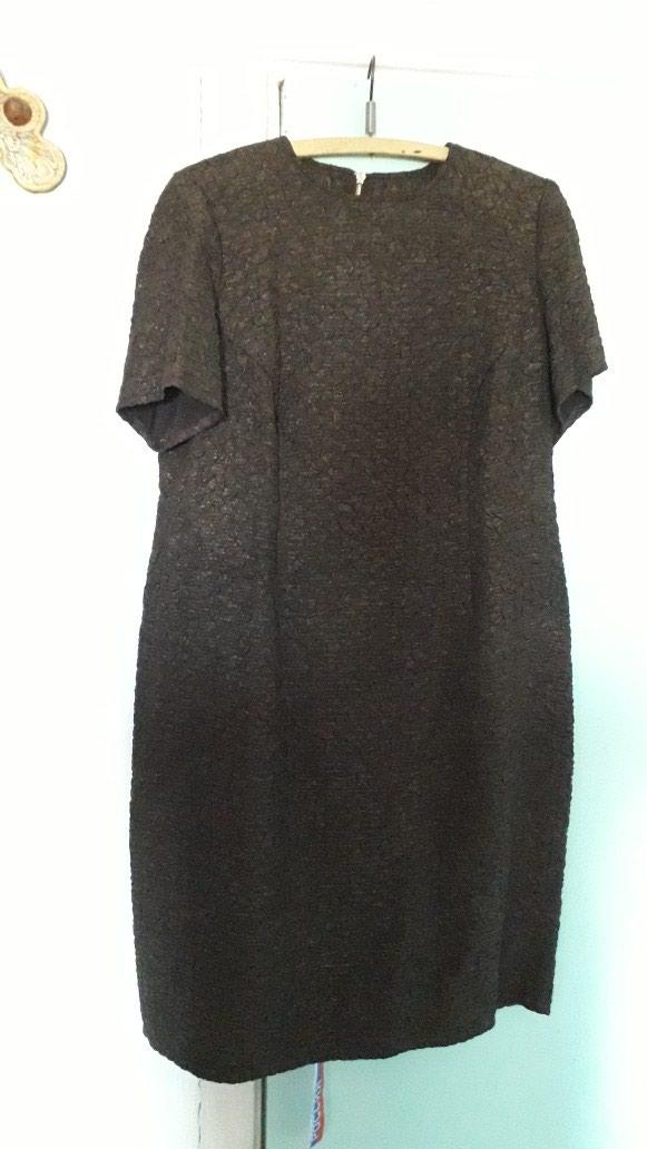 Продаю платье женское размер 50-52 самопошив. Photo 0