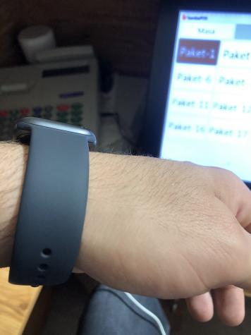 Smart Qol saatları . Photo 6