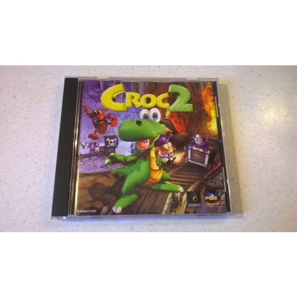 CD ( 1 ) Croc 2 PC game Σε άριστη κατάσταση σε Αθήνα