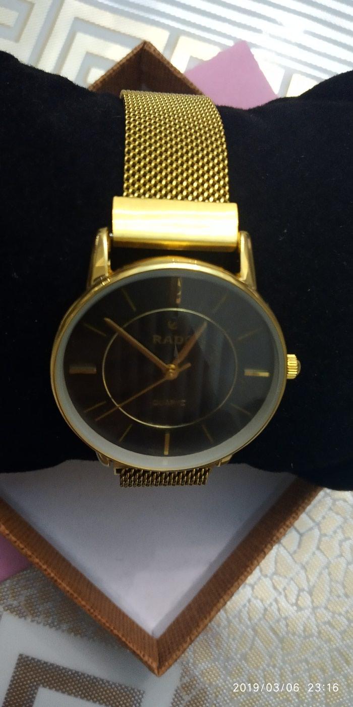 Женские Золотые Фэшн Наручные часы Rado. Photo 1