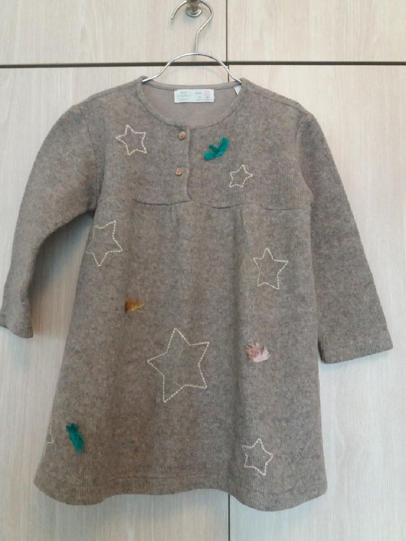 Zara 2-3 ετων, 98 εκ φορεμα