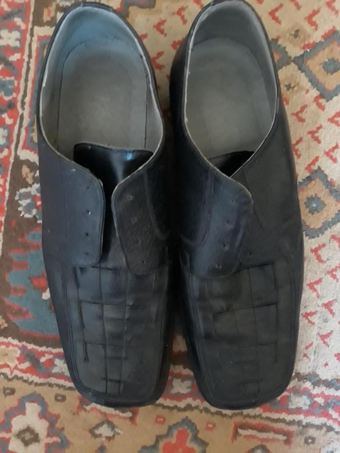 Muske cipele u broju 44, dva puta nosene