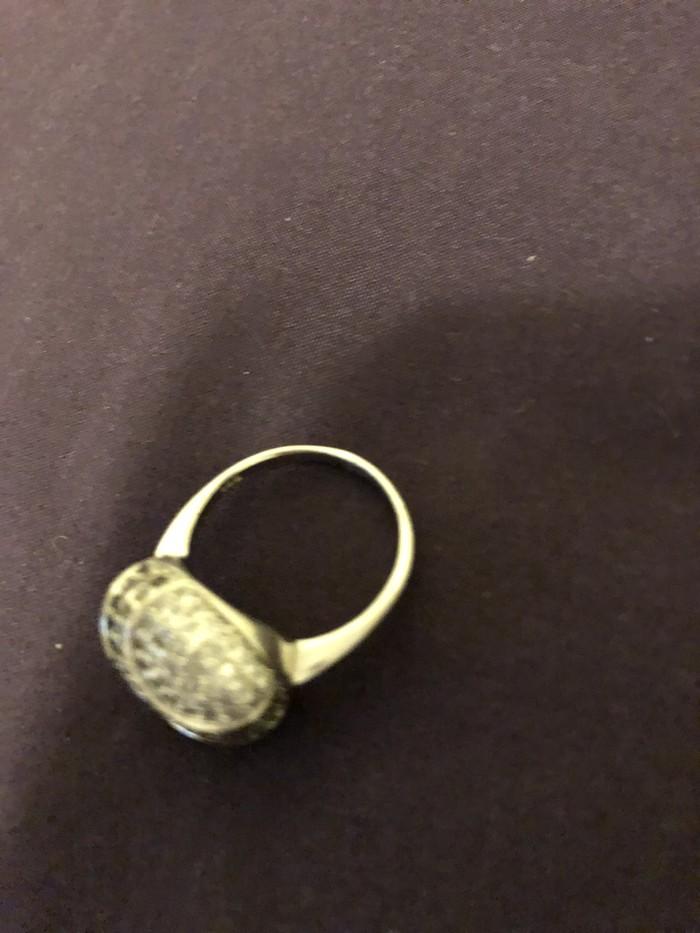 Όμορφο ασημένιο δαχτυλίδι 925 προς πώληση !!. Photo 4