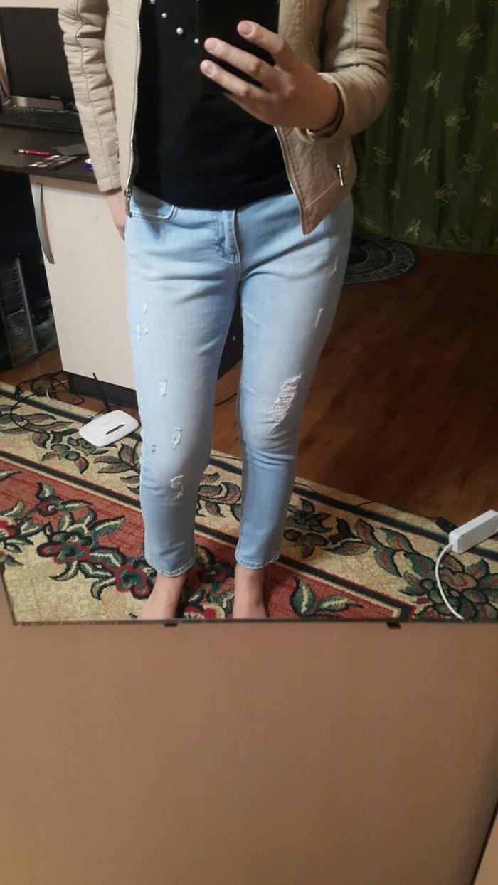 Новые джинсы, размер: м в Бишкек