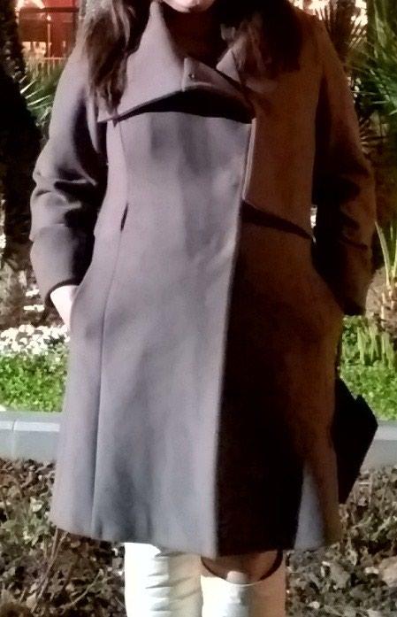 Пальто нежное б.у. Photo 1