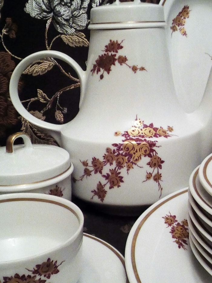 Чайный сервиз гдр, helena 6 персон 250 манат. Photo 1