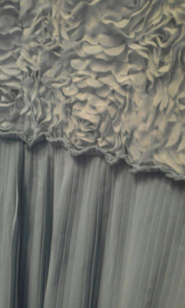 Eteyi qafri paltar eyinde super qalir.rengi aciq balotuviy.razmer 38.. Photo 2