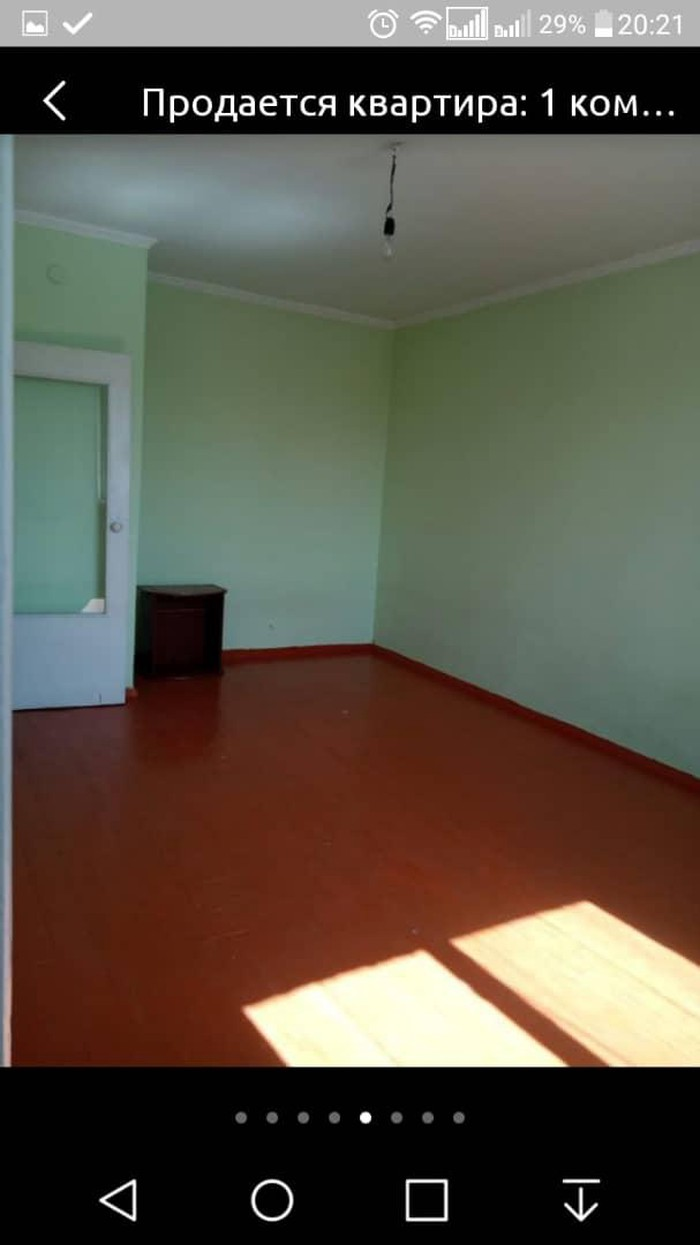 Продается квартира: 1 комната, 30 кв. м., Бишкек. Photo 1