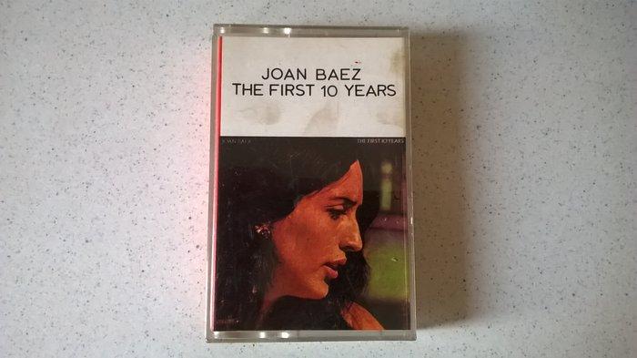 Κασέτα - Joan Baez The First 10 years σε πολύ καλή κατάσταση. Photo 0