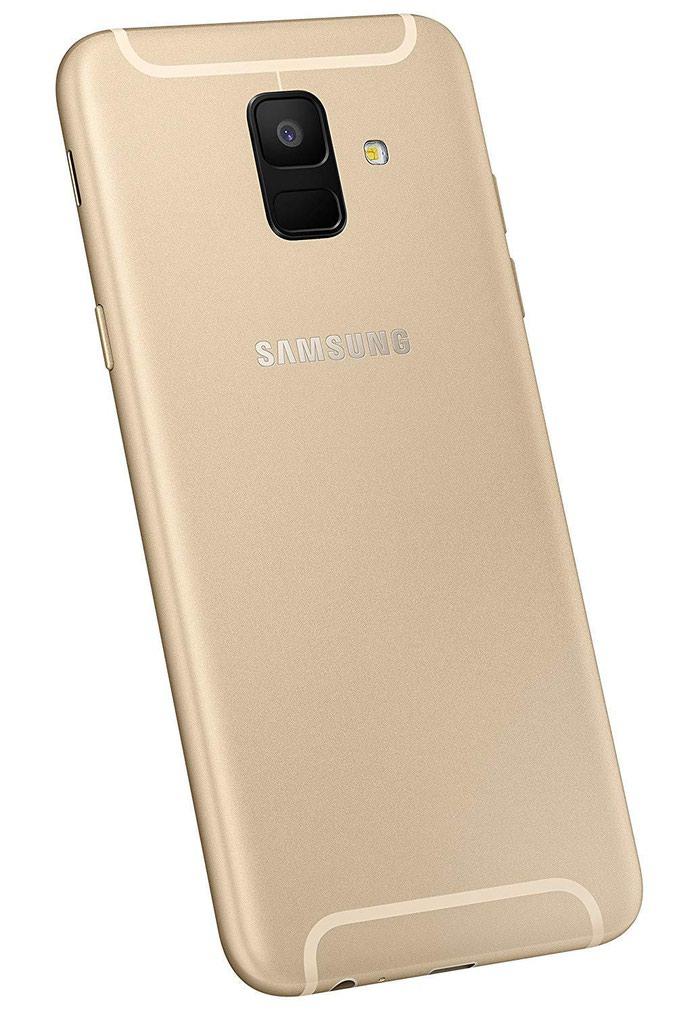Samsung Galaxy A6 32 GB qara. Photo 0