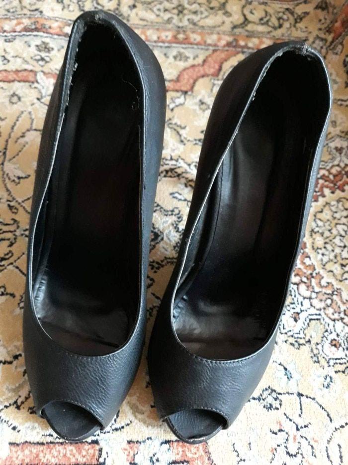 Peep toe γοβες 39 νούμερο και σε καλή κατάσταση. Photo 2