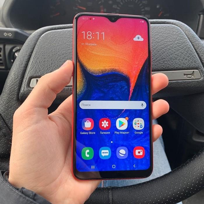 Yeni Samsung A10 32 GB qara. Photo 0