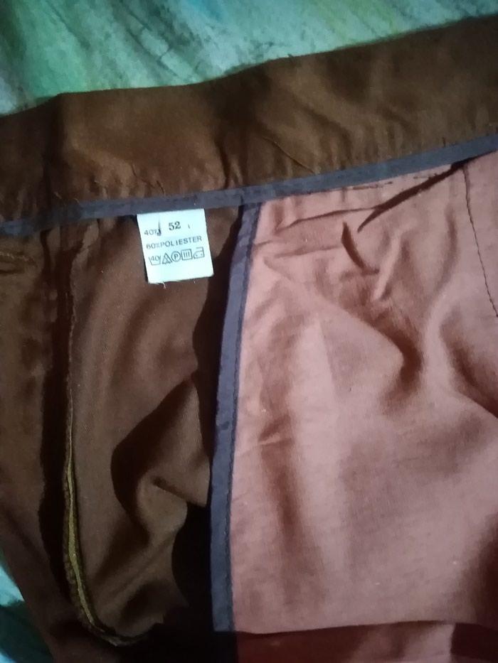 Nove muske pantalone ,prelep materijal. Photo 5