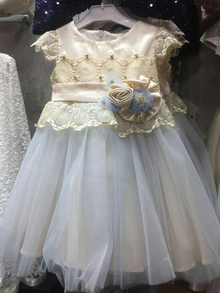 Нарядные платья для принцесс от +0 до 10 за 1800 KGS в Бишкеке ... 820355350a466