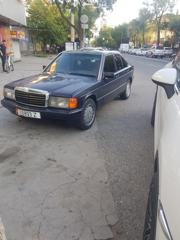 Mercedes-Benz G-Class 2 л. 1991 | 150 км