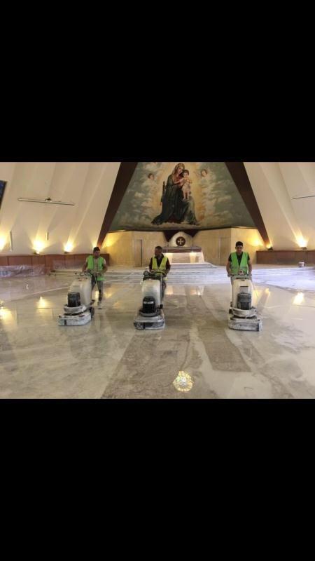 Полированный мрамор полированный гранит полированный бетон в Бишкек