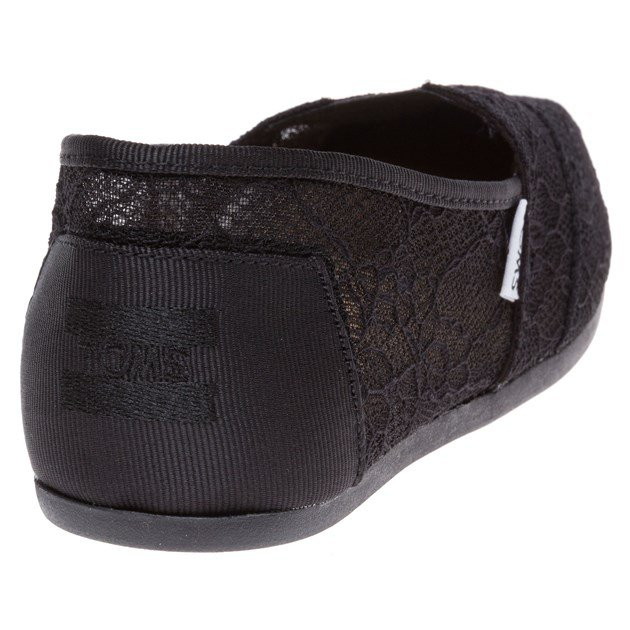 TOMS BLACK LACE no 39 ΑΥΘΕΝΤΙΚΕΣ ΑΦΟΡΕΤΕΣ ΛΑΘΟΣ. Photo 2