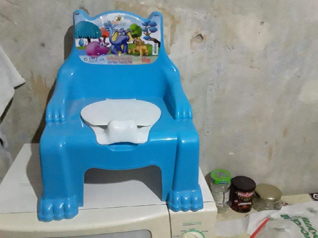 Новый детский гор.кресло