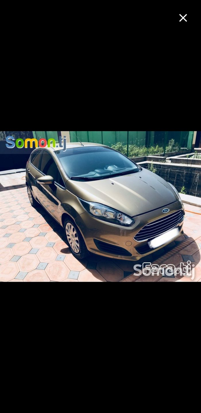 Ford Fiesta 2013. Photo 3