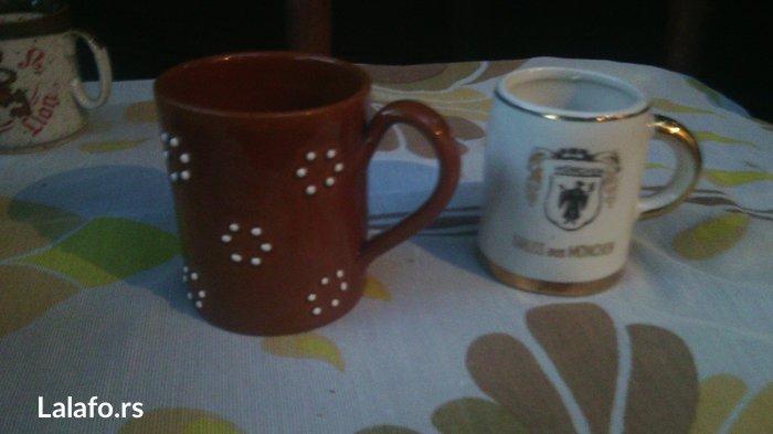 Solje za kafu bez ikakvih ostećenja..  - Beograd