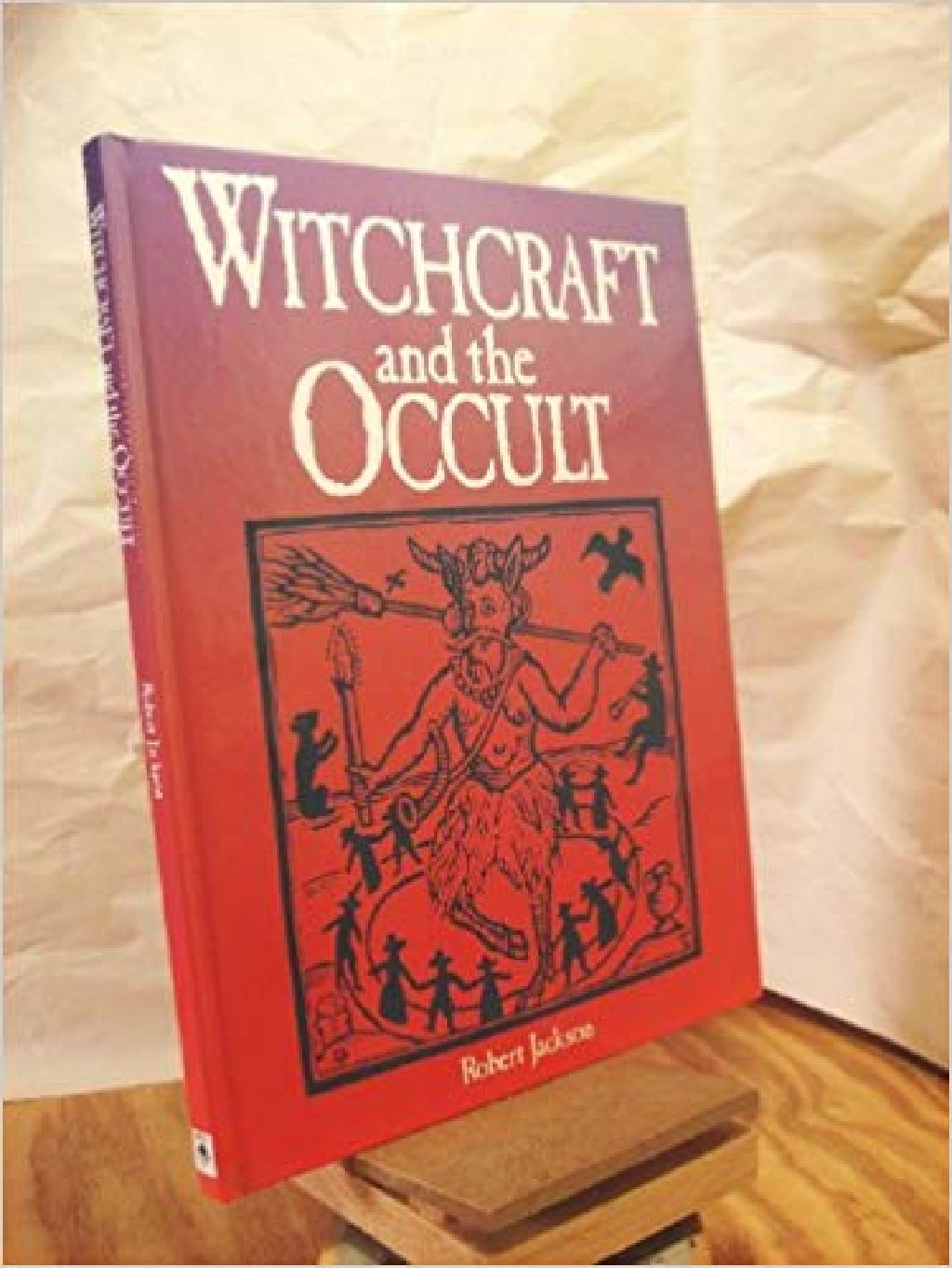 WITCHCRAFT AND THE OCCULT ROBERT JACKSON     1995 EDITION