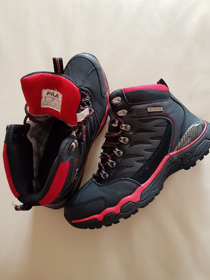 fila waterproof