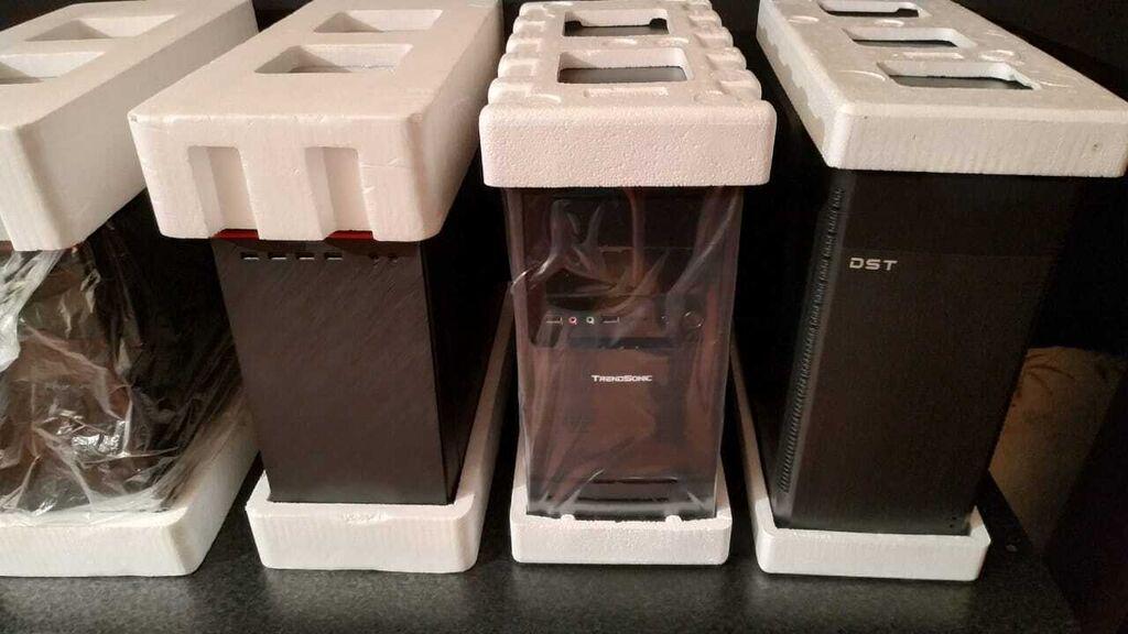 Yeni Ddr4 Core i3 6100 20 gb ram 500gb hard disk video kart 2-4 gb stroynu