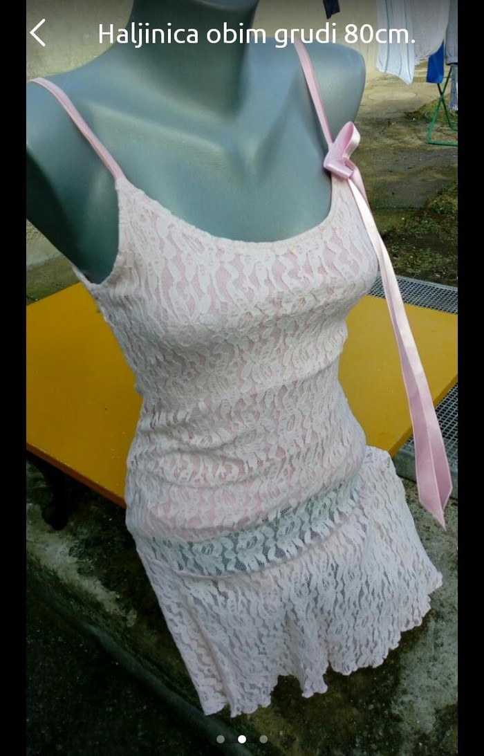 Divna haljinica on.gr.80cm - Indija