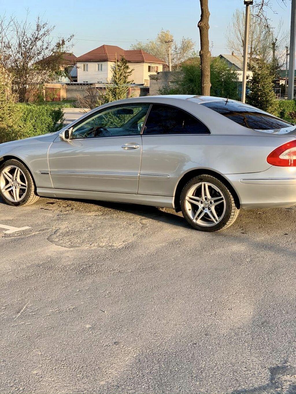 Mercedes-Benz CLK-Class 3.2 л. 2003 | 148000 км